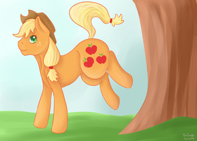 Applejack by Ducera
