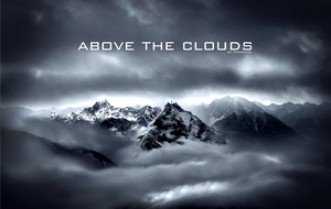 Above the clouds wallpaper by NickchouBG