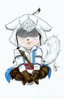 Connor Puppy~ by HollowRain1