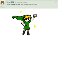 ASK BEN DROWNED #4 by AskJeffandBendrowned