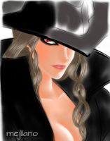 The Hat and the Cape by mejllano