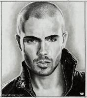 Max George by ludvigsen