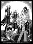 Slayers_Togainu BW for Kickala by EugeneCh