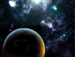 VOTG WP: Space by pan-pks