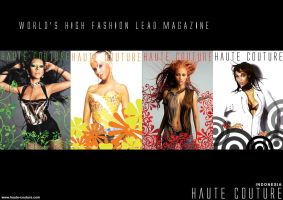 Haute Couture Ad 2 by thornandes