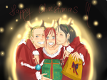 Happy Christmas by drathe