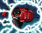 Thunder and Lightning by dreaminpng