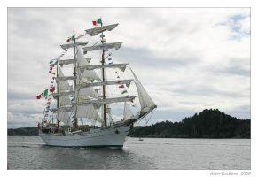Tall Ships 1 by Tindome