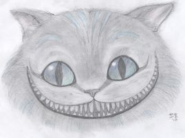 Cheshire cat by kaeru-RNC