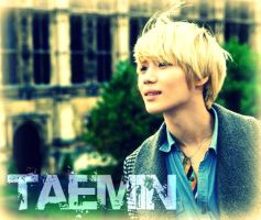 Taemin in London by xrinnn