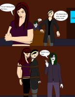 Couples Therapy With Miss Joker by jokerismyname