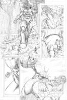 X-Men Page 3 by craigcermak