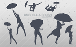 Umbrella Brush by leofiger