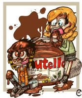 Nutella by CorrsollaRobot