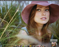 Olivia Wilde - UP by m4riOS