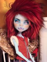 Monster High Abbey Bominable by RogueLively