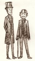 Sherlock by Yume-no-Kamila