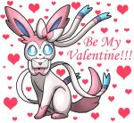 Sylveon Loves you! by PokemonMasta