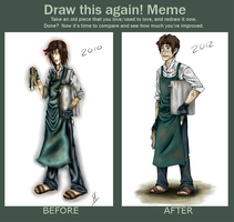 Improvement Meme by Yangyexin