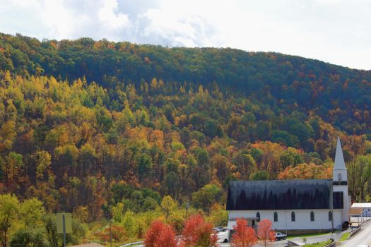 Church with a View by GlassHouse-1
