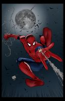 Spider-Man Color Redux by statman71