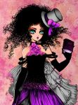 Witch Doll by Fiorina-Artworks