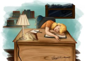 Wise Girl (Annabeth Chase) by LauraJaneArnold