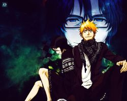 Wallpaper Bleach by HuOs