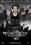 Resident Evil Retribution Poster by ToHeavenOrHell