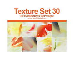 Texture Set 30 // _ by remon-gfx