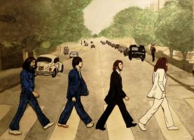 Abbey Road by AlaynaPhoto