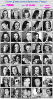 Nikkii's bw expressions by loungebaby