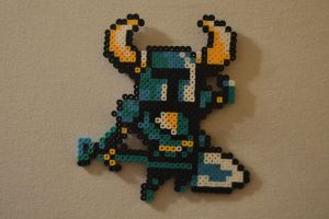 Shovel Knight by ARD95