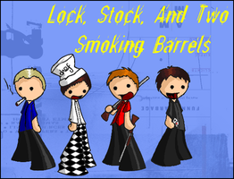 Lock Stock And Smoking Barrels by Kaylz-Jayne