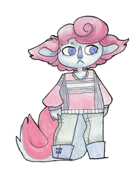 VII Sweater [OPEN] by BrightSummerLights