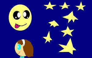 Gaias Starry Night by Yubel198