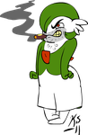 One Manly Gardevoir by The-Clockwork-Crow