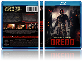 Dredd 2012 by nokdesigns