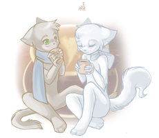 Hot Chocolate by Karoish
