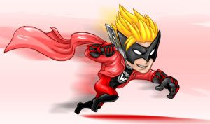 WonderRed by AIBryce