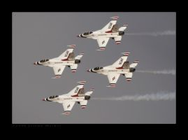 Nellis Thunderbirds 2008 2 by jdmimages