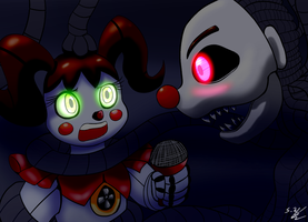 Baby's Last Song (FNAF SISTER LOCATION) by ShujiWakahisaa