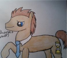 Doctor Whooves(Traditional) by Ask-KarkatVantus
