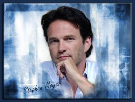 Stephen Moyer by KathleenCasey