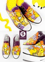MF PSYCH shoes by Bobsmade