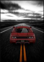 Road Run by zoomzoom