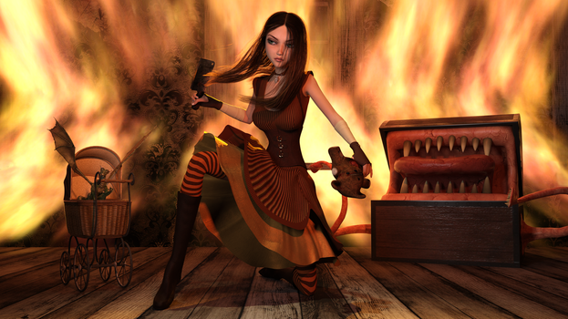 Curiouser and Curiouser by tombraider4ever