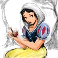 Snow White 2 by jmont