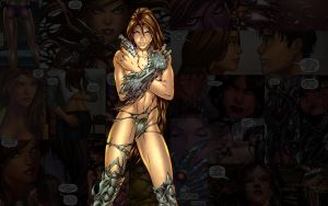 Witchblade.Turner by Troilus