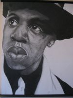 Jay-Z by themurderfad